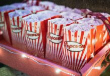 Add-ons to the Custom Popcorn Boxes