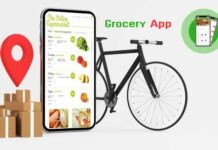 Grocery Shopping app