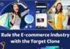Target clone app