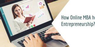 How Online MBA helps Entrepreneurship