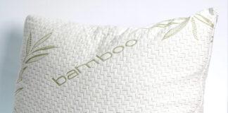 Bamboo Pillow King