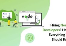 Must-have Skills in Node.js developers SoftSuave