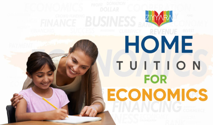 Online Home Tuition For Economics