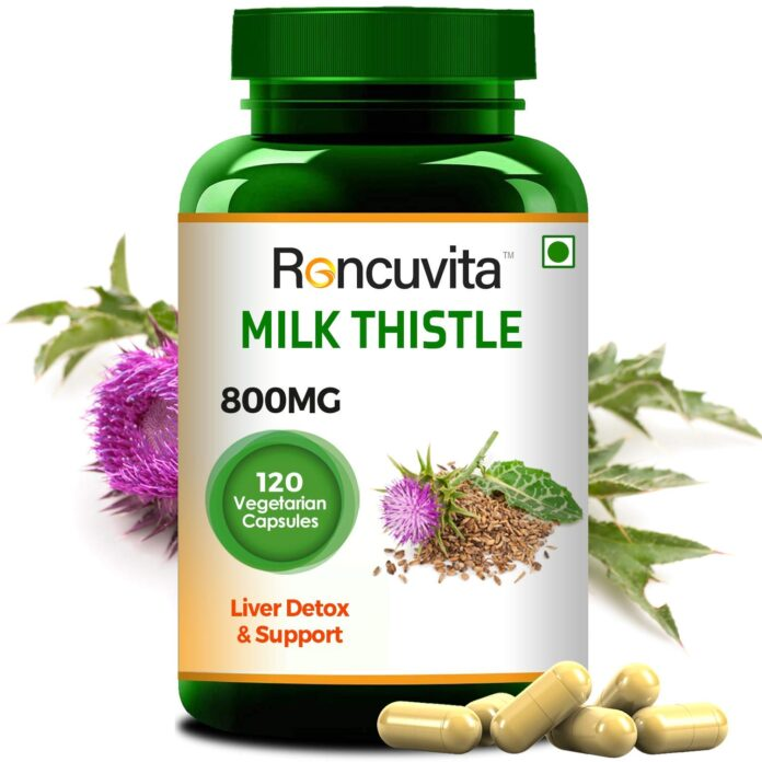 What is milk thistle called in hindi