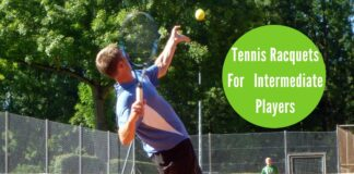 Tennis Racquets For Intermediate Players