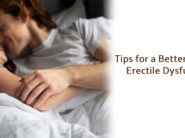 Tips for a Better Life with Erectile Dysfunction