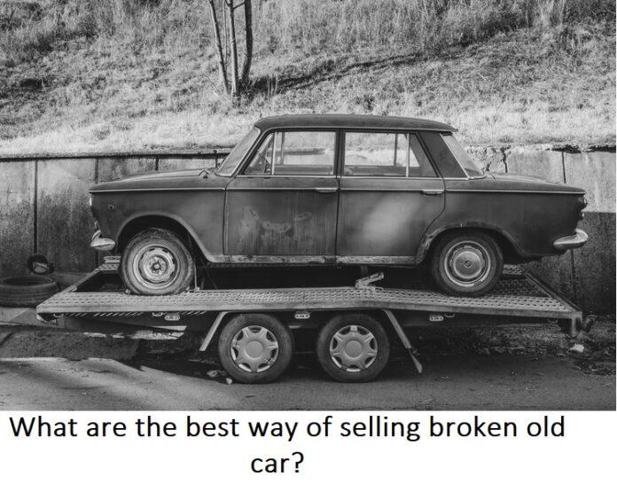 pickup old cars