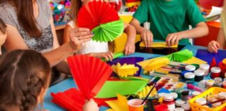 Gather Together Some Arts And Crafts proposal
