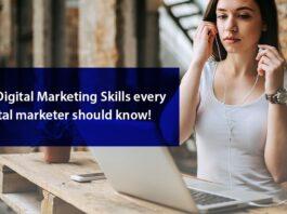 Digital Marketing Skills