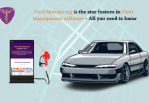 Fuel Monitoring is the star feature in Fleet Management software - All you need to know