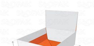 Printing Custom Auto Bottom Display Boxes the UK