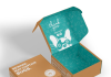 Kraft Mailer Boxes