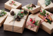 Tips for creating great Christmas gift wrap