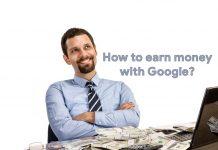 Earn Money from Google