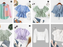 Zaful blouses discount code