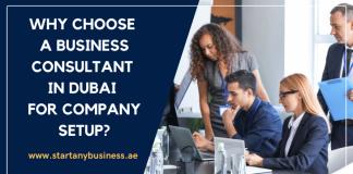 Business setup Consutant in Dubai